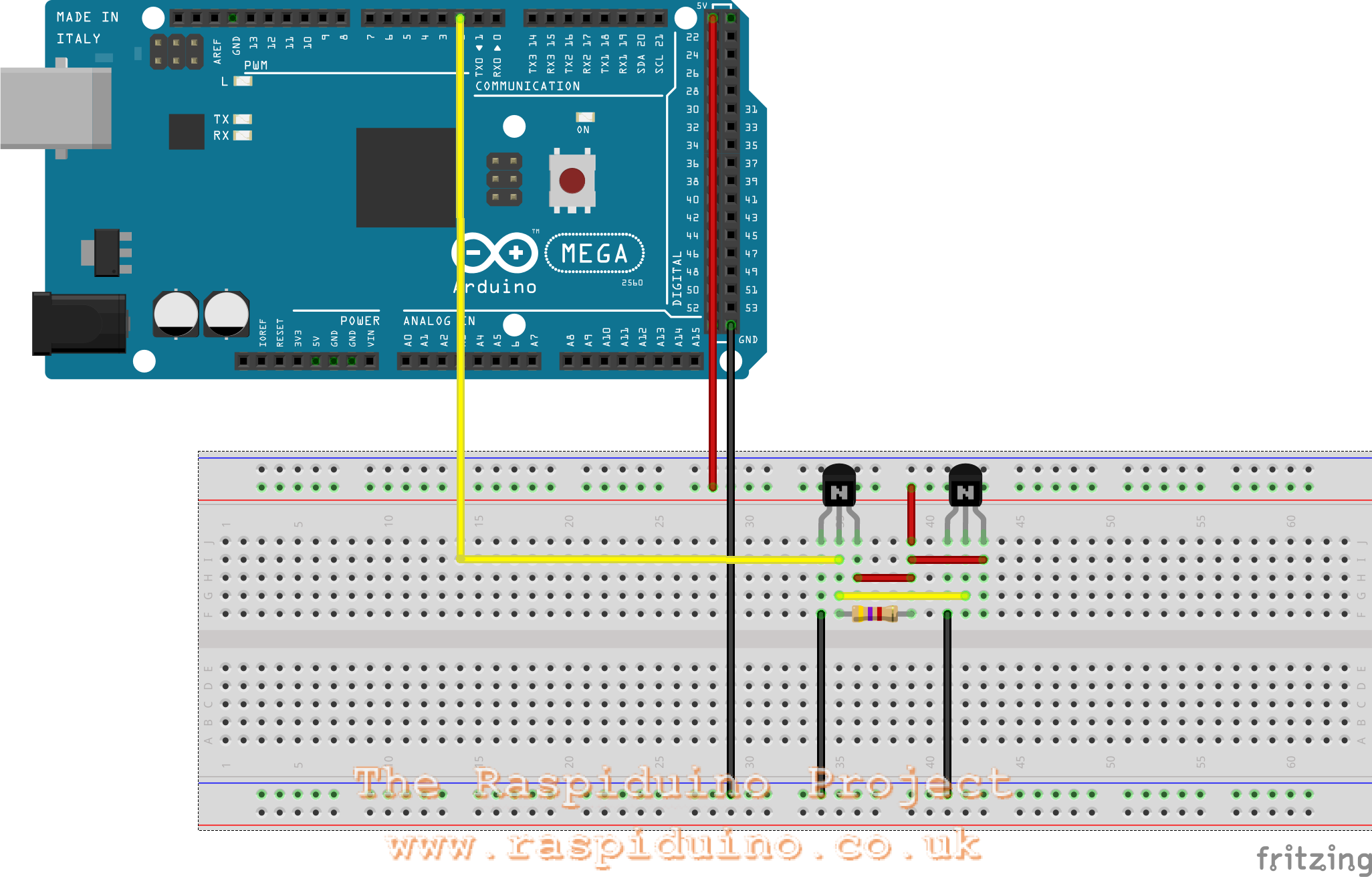 1-Wire Bus Addresses – The Raspiduino Project